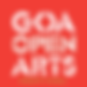 GOA FEST LOGO RED