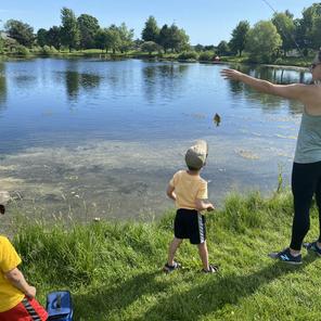 When to Take Kids Fishing?