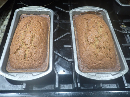 Zucchini Bread - How to Use Up Your End of The Growing Season Harvest
