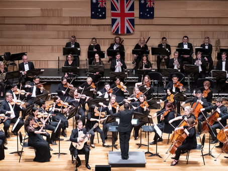 Concerto with Willoughby Symphony Orchestra, Nicholas Milton