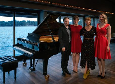 Wallis Giunta masterclass - Sydney Opera House
