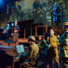 Lives of the Line (Battle of Cantigny)