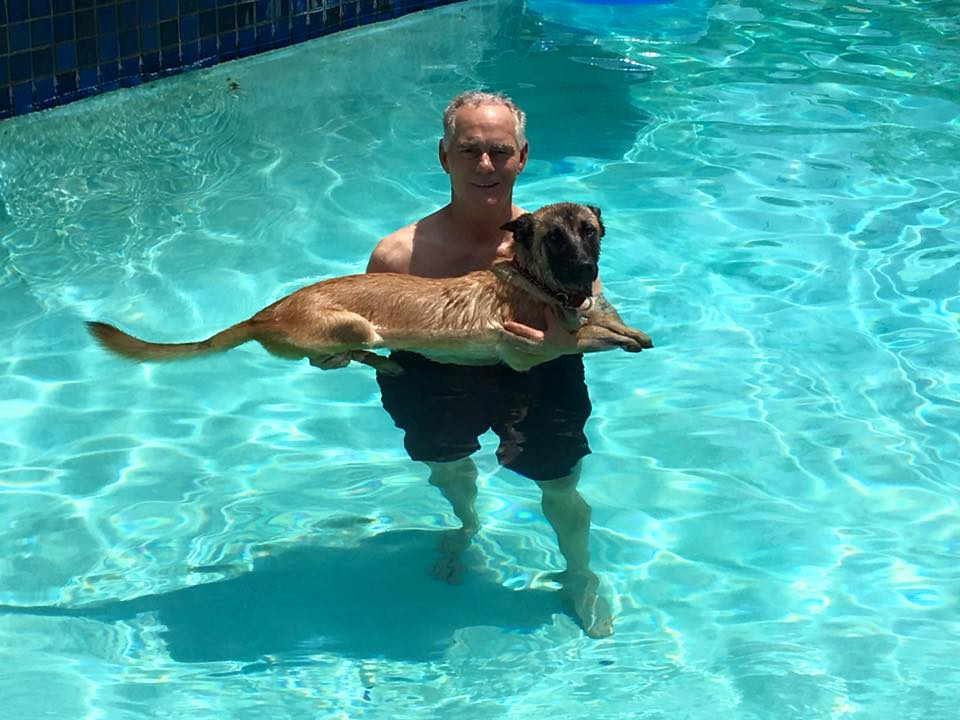 David Scott, Pool Therapy