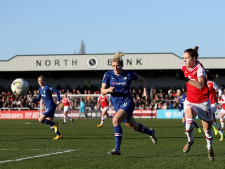 Conti Cup Final Preview: Chelsea  vs Arsenal