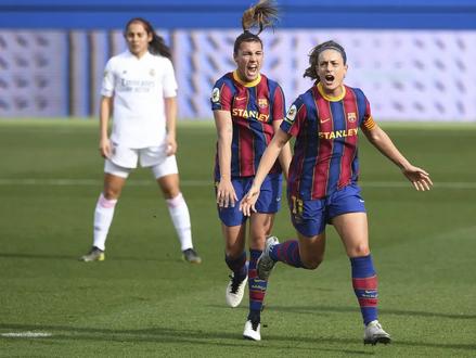 Match Summary: FC Barcelona Femeni wins El Clasico!