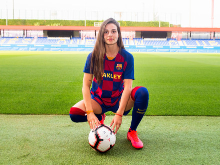 A low-down into Barcelona Femeni's new signing Giovana Queiroz