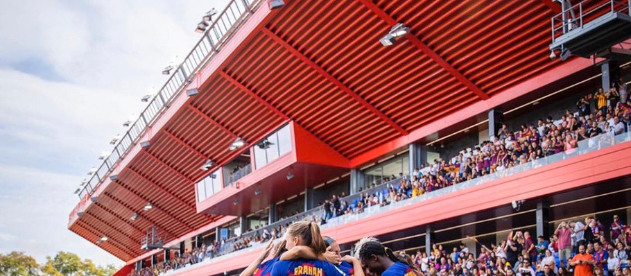 Barcelona Femeni - The Spanish Iberdrola Champions 2019/20.