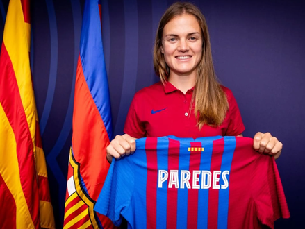 A Profile check on FC Barcelona Femení's new recruit - Irene Paredes