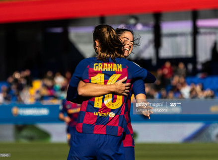 Caroline Graham Hansen and Marta Torrejón - The Lethal Connection