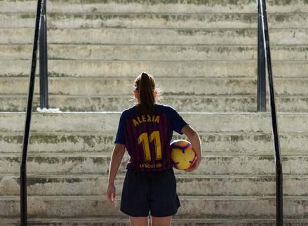 Alexia - The Blaugrana at Heart