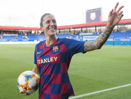 Jennifer Hermoso - The Return of the Complete Forward