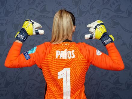 FCB Femení's March Player of the Month: Sandra Paños