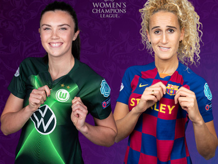Preview of UWCL Semifinals: VFL Wolfsburg Frauen vs  FC Barcelona Femení