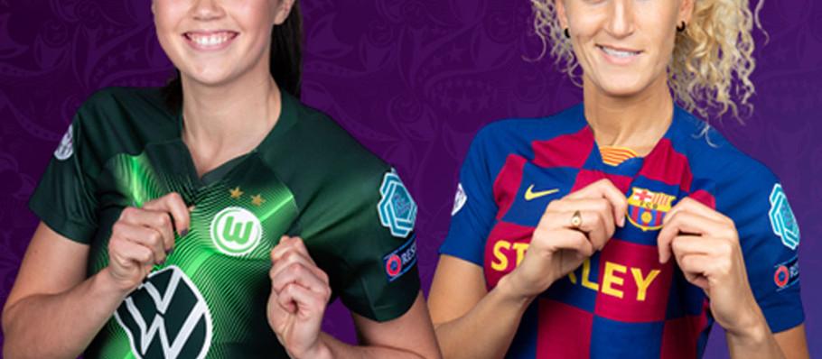Preview of UWCL Semifinals: VFL Wolfsburg Frauen vs  FC Barcelona Femení