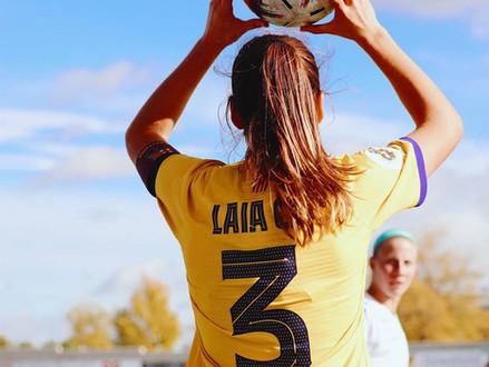 Barça Femení Talents: Laia Codina Panedas – Episode 3