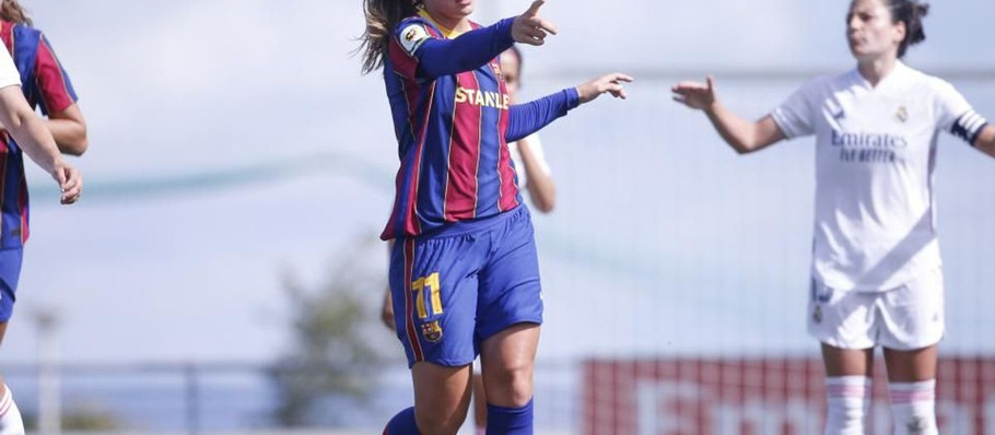 FCB Femeni's October Player of the Month: Alexia Putellas