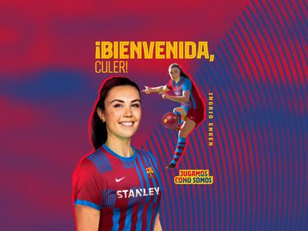 Uma análise sobre a nova contratação do Barcelona, Ingrid Engen