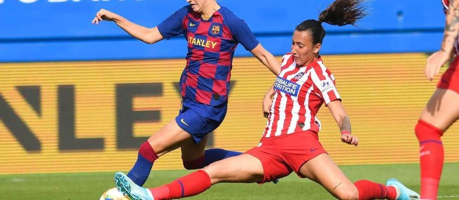 Preview of UWCL Quarterfinals: Atletico Madrid Femenino vs FC Barcelona Femeni