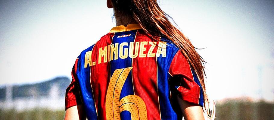 Barça Femení Talents: Ariadna Mingueza Garcia - Episode 4