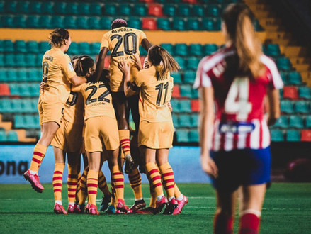 Supercopa Femenina 2019/20 Semifinal : Atletico Madrid vs FCB Femeni – Tactical Analysis