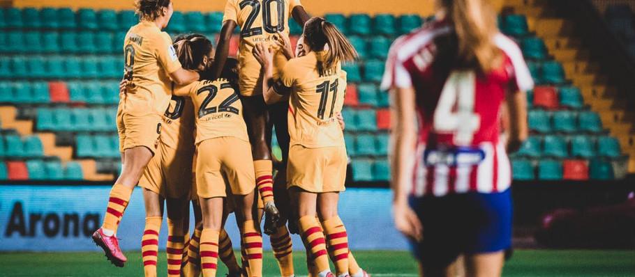 Supercopa Femenina 2019/20 Semifinal : Atletico Madrid vs FCB Femeni – Tactical Analysis
