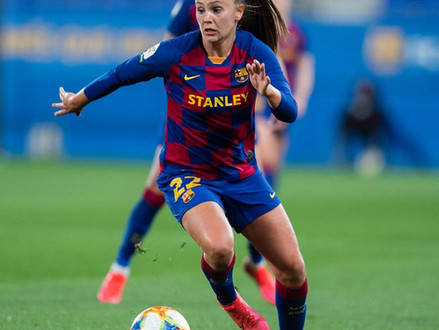 The Understated Genius of Lieke Martens at FC Barcelona
