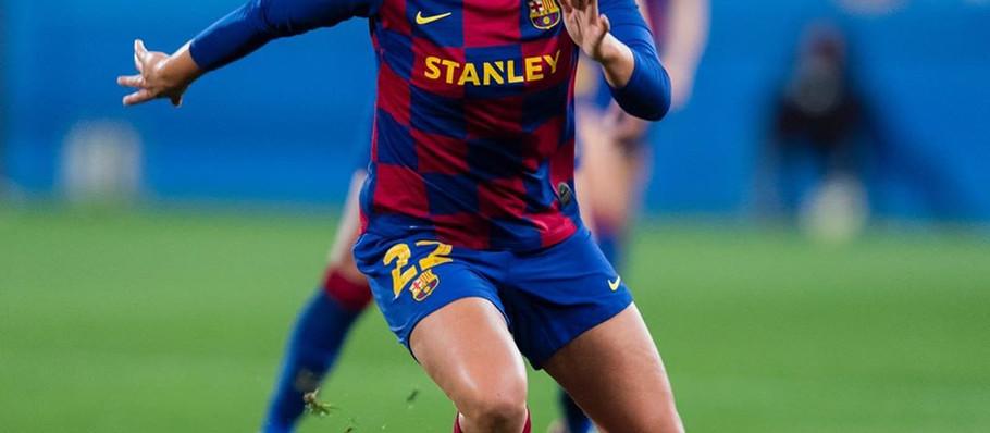The Understated Genius of Lieke Martens at FC Barcelona