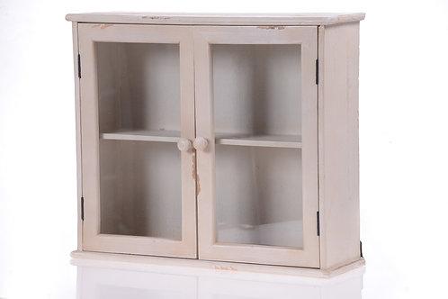 Vintage cupcake display cabinet