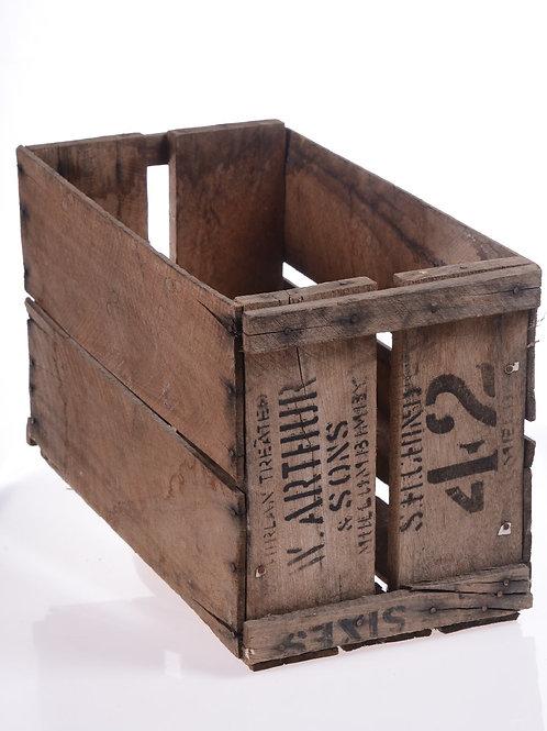 Original timber crates - Large