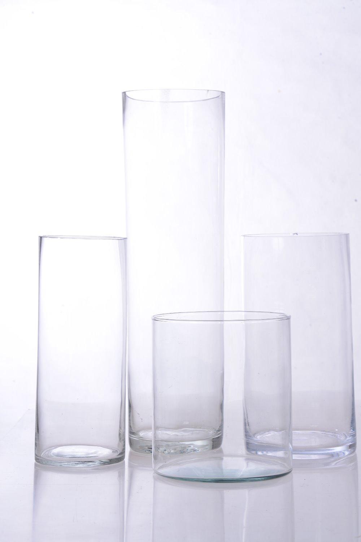 VASES + GLASSWARE