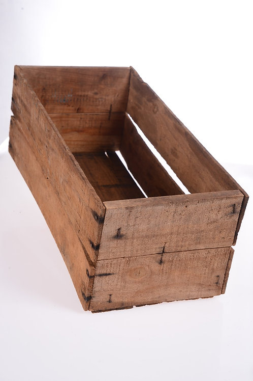 Original timber crates - Small