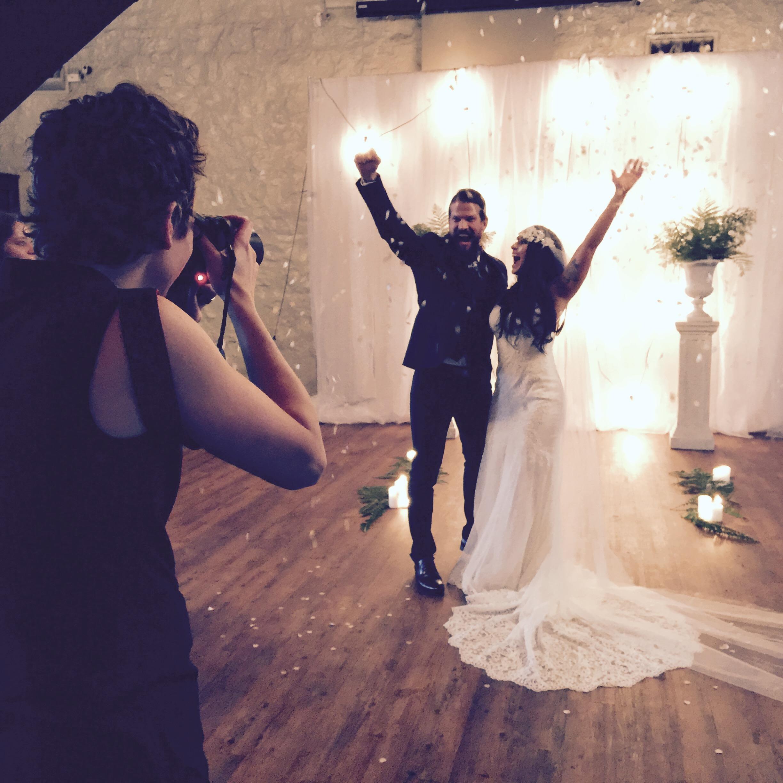 Absolute Weddings - Behind the Scene