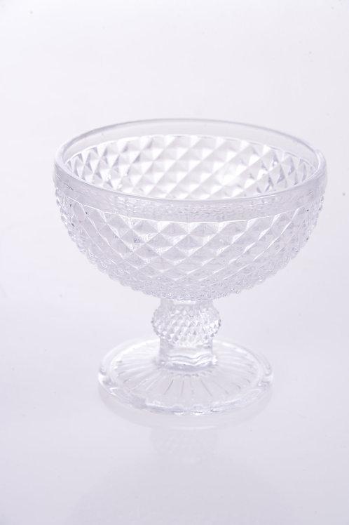 Decorative glass bowl - Small