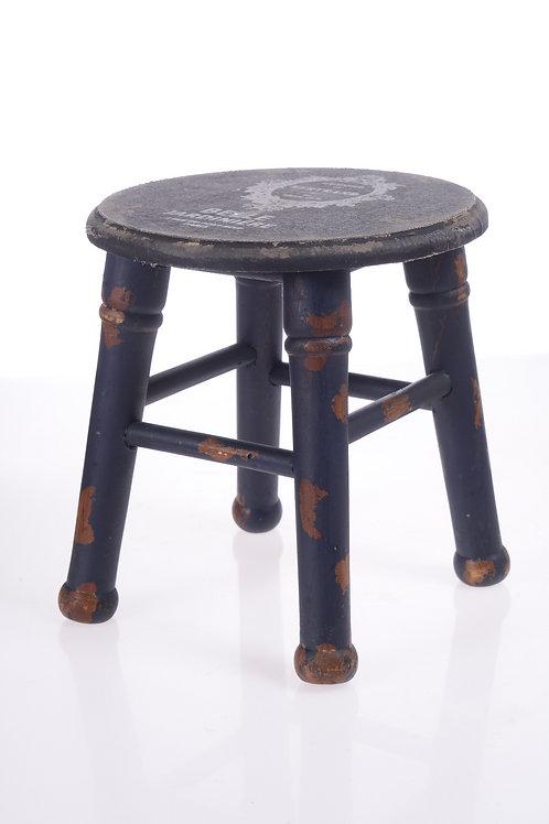 Milking stool prop