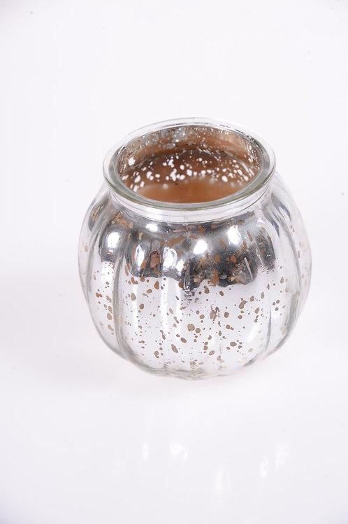 Vintage glass teaight holders