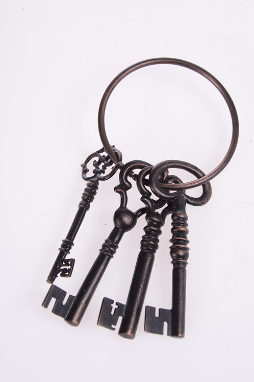 Vintage set of keys