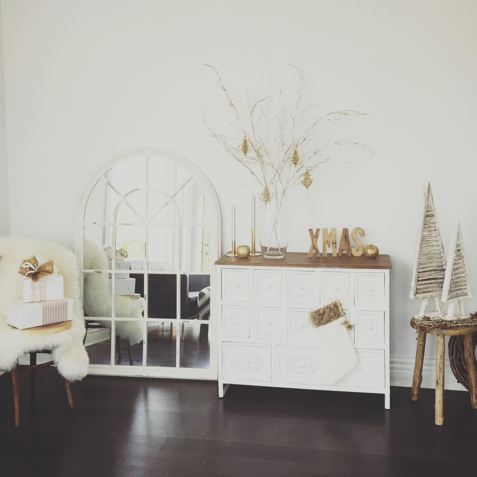 Scandi Christmas - Shop Styling