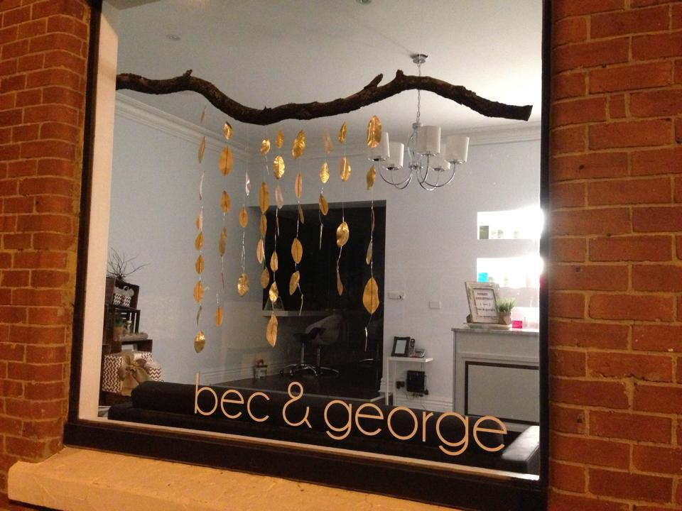 Bec & George - Christmas 2014