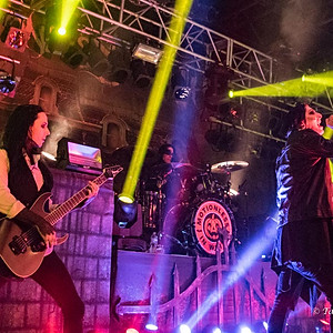 MOTIONLESS IN WHITE, EVERY TIME I DIE