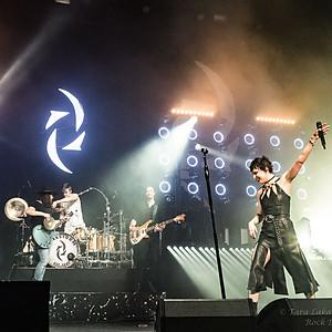HALESTORM VICIOUS FALL TOUR