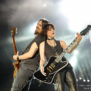 HALESTORM, IN THIS MOMENT, NEW YEARS DAY AND STITCHED UP HEART