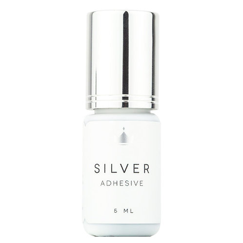 Bella Lash Silver Sensitive Adhesive