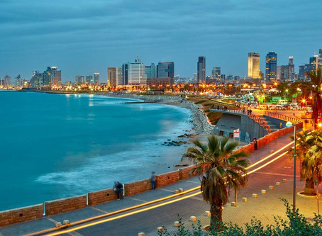 100 Meetings in Tel Aviv - 10 Learnings