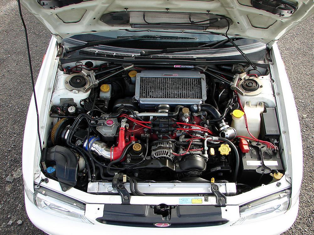 Subaru Impreza WRX STI EJ20K