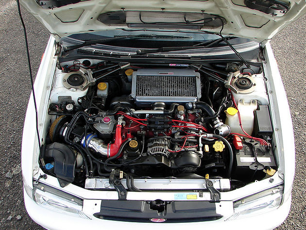 Buying a JDM Engine? br Here are the differences between the EJ20G