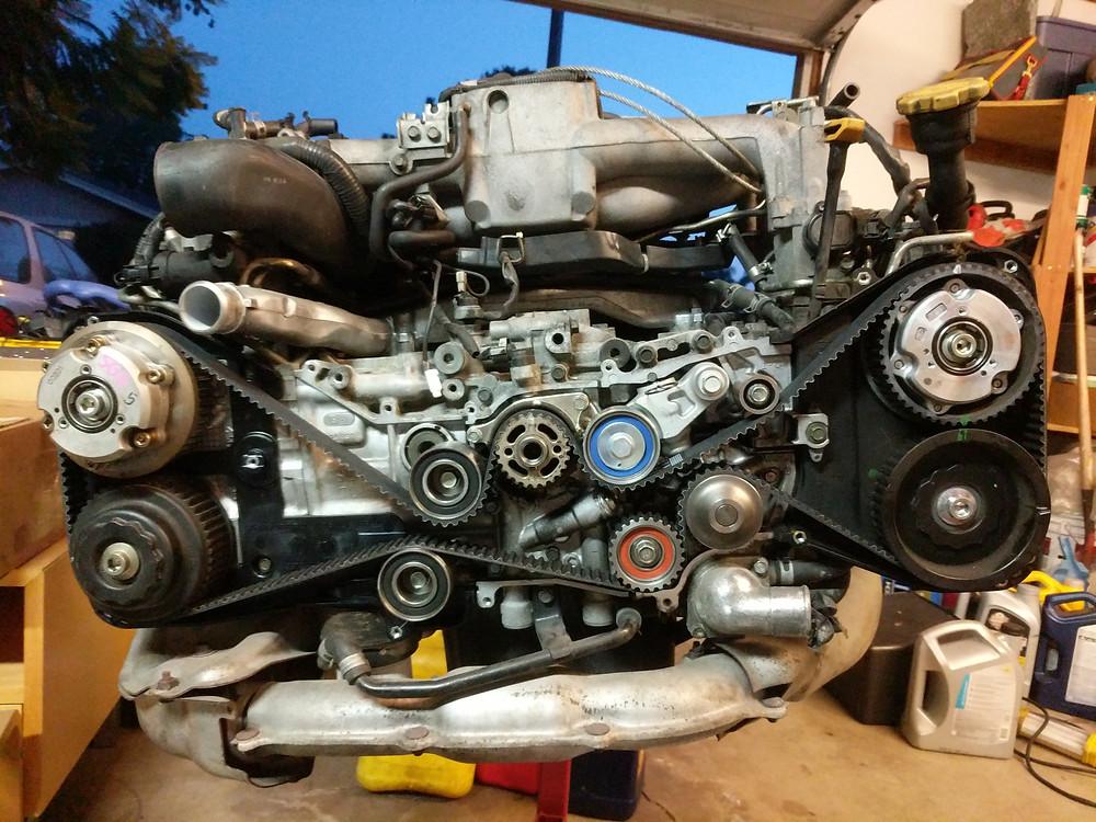 JDM Subaru EJ205