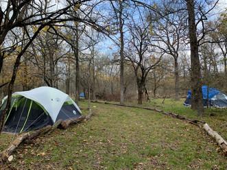 Primative Camping