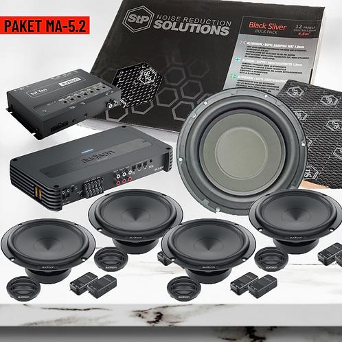Paket Audio MA-5.2 (2Way)