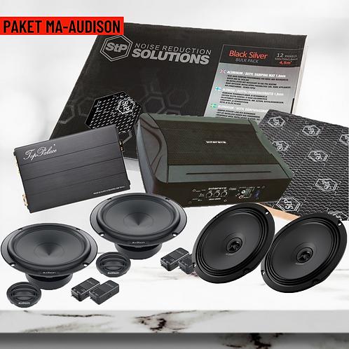 Paket Audio MA-Audison (2Way)