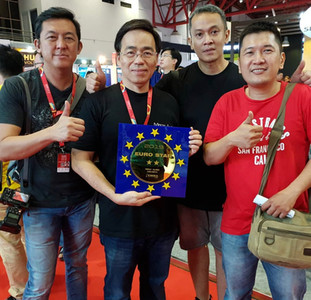 EMMA Indonesia Car Audio Competition, April 2019